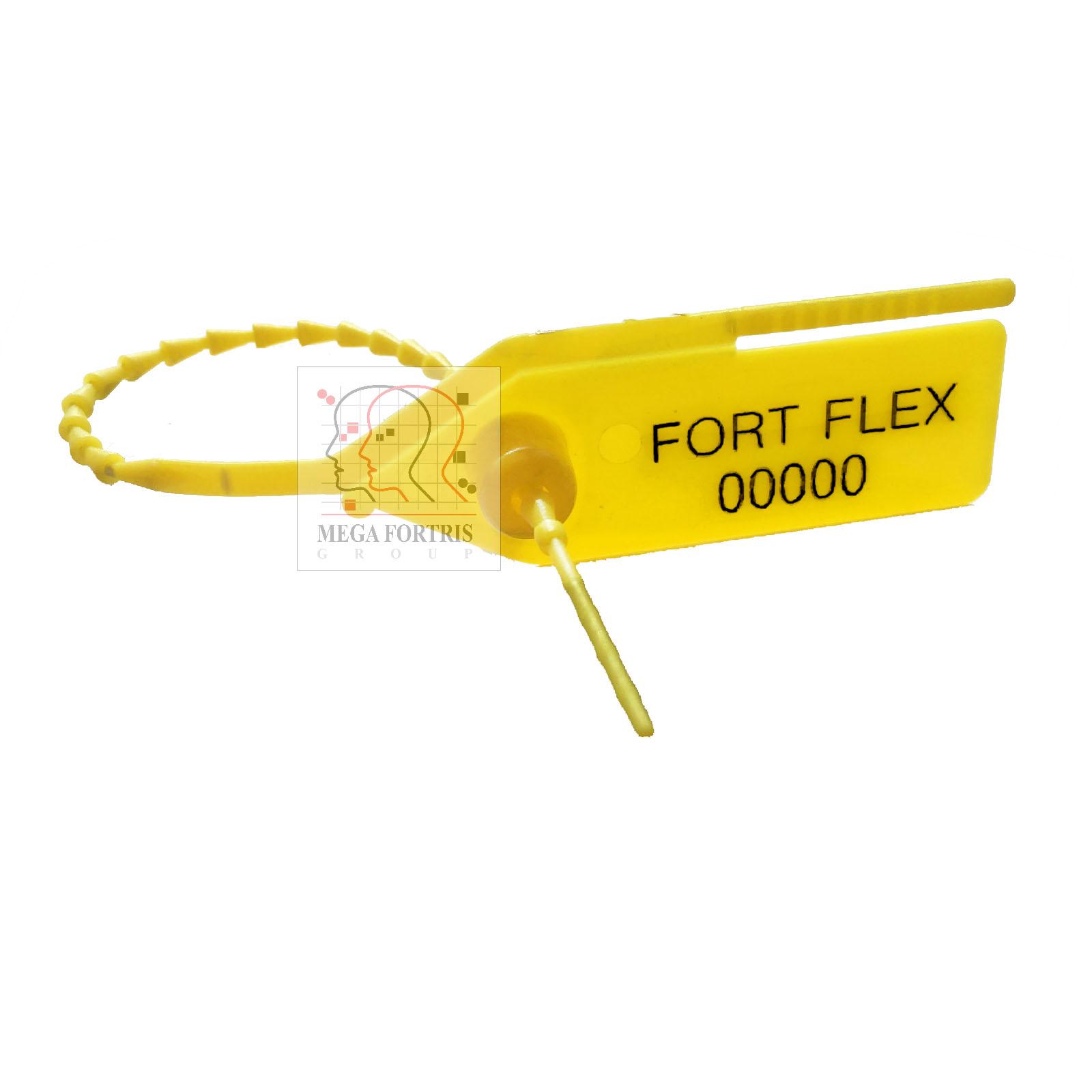 Le scellé de sécurité Fort Flex