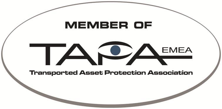 Mega Fortris est membre TAPA