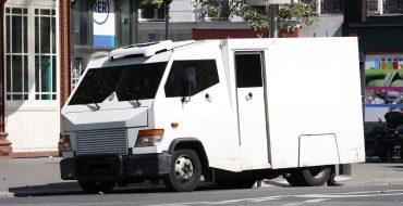 Scellés de sécurité pour transports de fonds