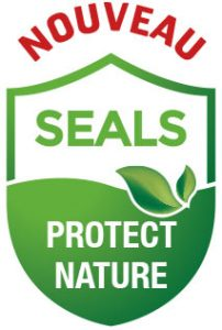Seals protect nature logo